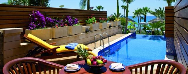 отдых в Amathus Beach Hotel Junior Suite With Private Pool