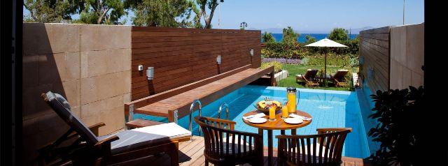 отдых в Amathus Beach HotelLimassol Junior Suite With Private Pool