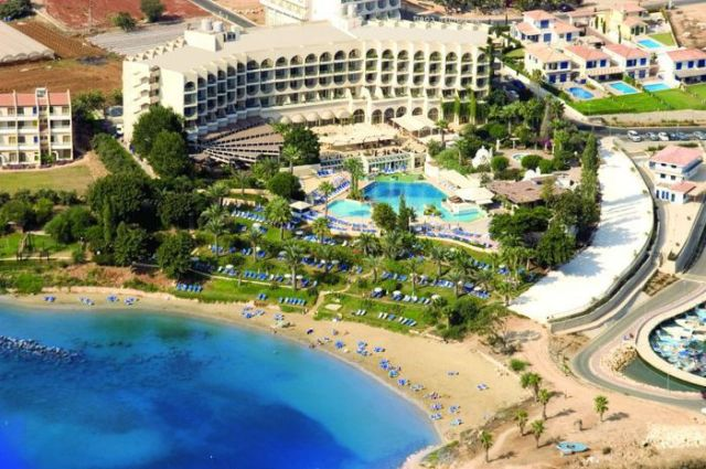 отдых в The Golden Coast Beach Hotel Протарас