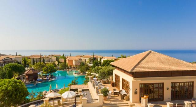 отель Intercontinental Aphrodite Hills Resort
