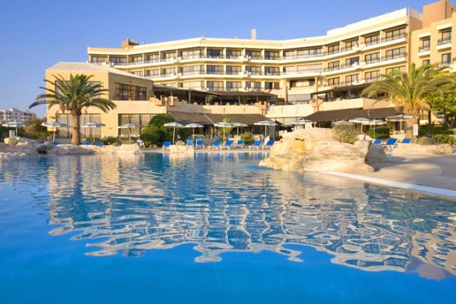 отель Venus Beach Пафос