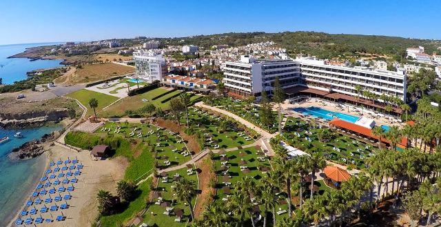 отель cavo maris beach Протарас