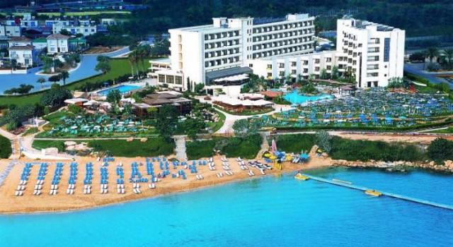 пляж Capo Bay Кипр