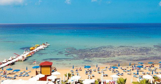 пляжи Iliada Beach Hotel Протарас