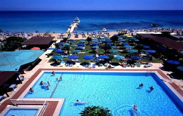пляжи Iliada Beach Hotel
