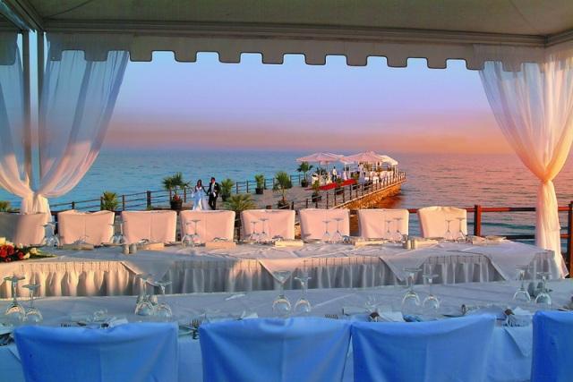 свадьба в Elias Beach Кипр