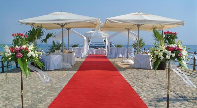 свадьба в Elias Beach Лимассол