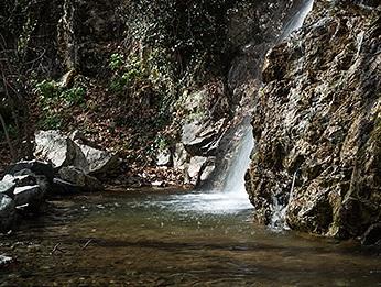 водопад Хантара Фини