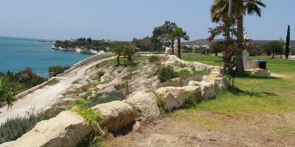 дикарем по Кипру