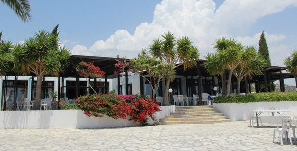 Кипр кемпинг