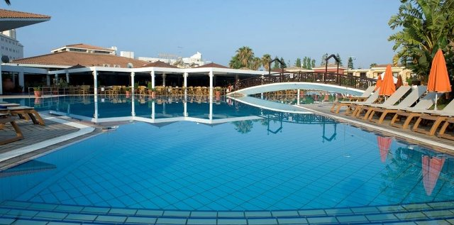 отдых в Atlantica Aeneas Resort Айя-Напа