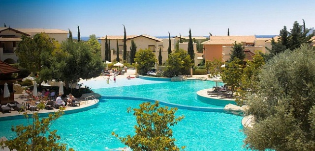 отдых в Intercontinental Aphrodite Hills Resort Пафос