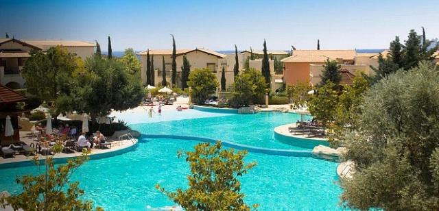 отдых в Intercontinental Aphrodite Hills Resort Пафос