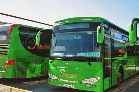 автобусы Ларнака Лимассол