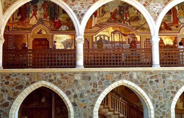 экскурсии в монастырь Богородицы Трикуккя