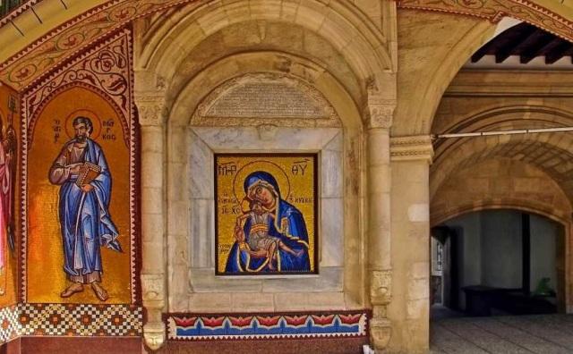 индивидуальные экскурсии в монастырь Богородицы Трикуккя