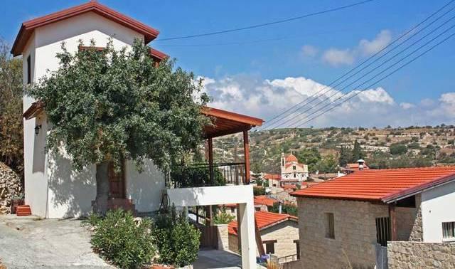 экскурсии в деревню Васа Кипр