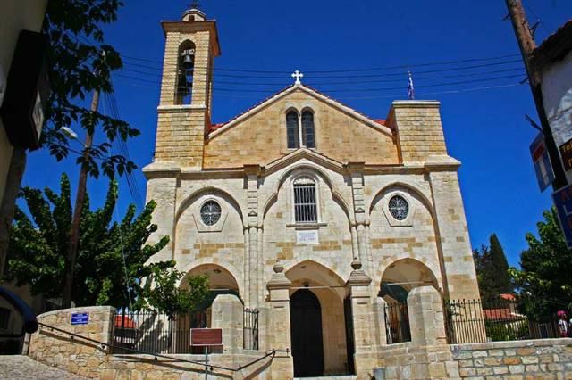 индивидуальные экскурсии в деревню Васа Кипр