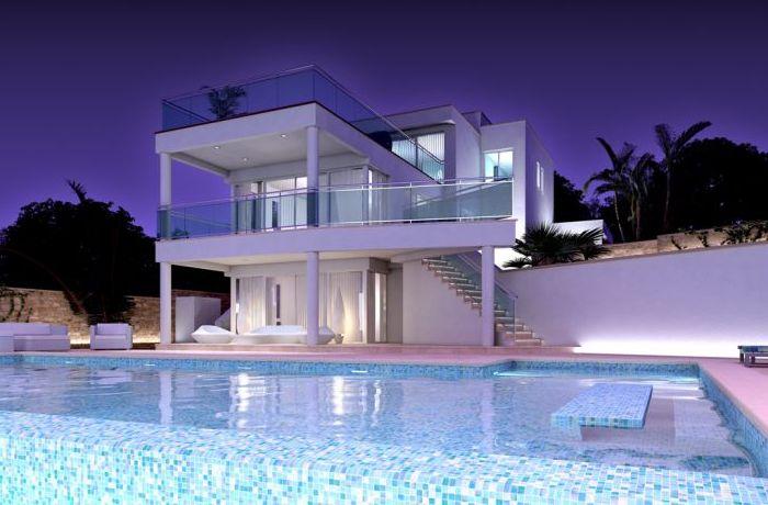 строительство дома на Кипре