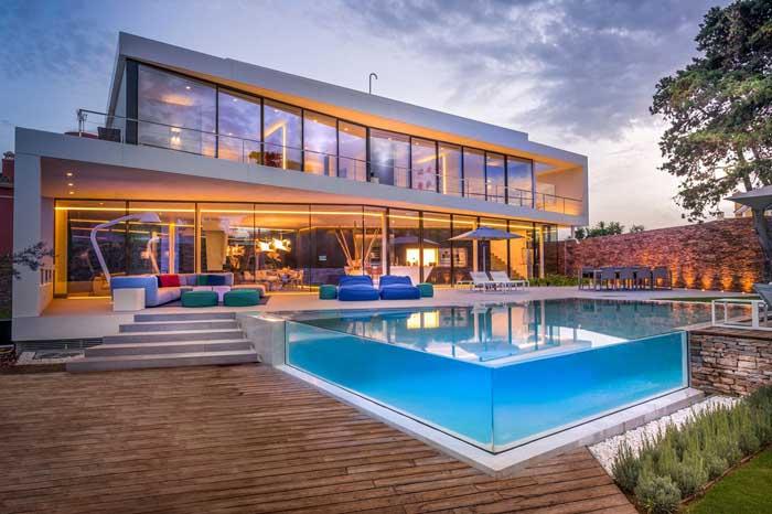 строительство вилл на Кипре