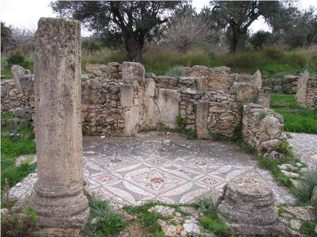 Храм Святого Триаса Карпаз
