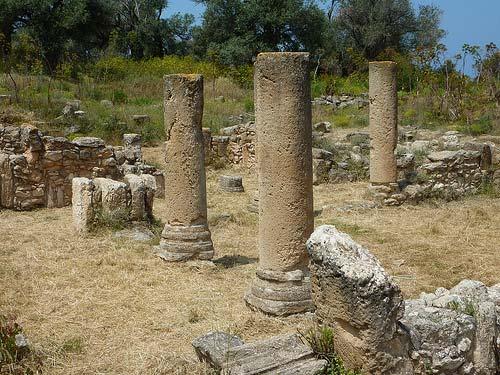 Церковь Айя Триас Северный Кипр