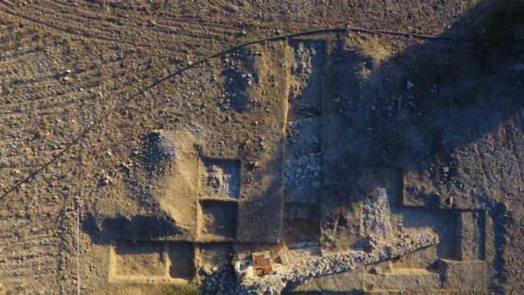 раскопки грузинских храмов в Ларнаке