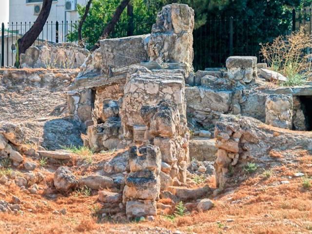 Землетрясения на Кипре Китион