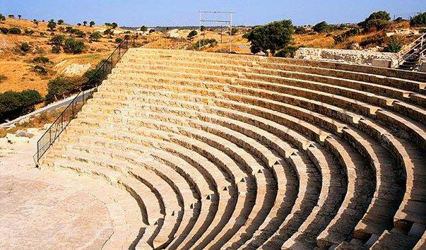 Землетрясения на Кипре Курион