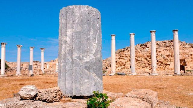 Землетрясения на Кипре Саламин