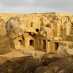 Кипрские археологи нашли древнюю усыпальницу в Пафосе