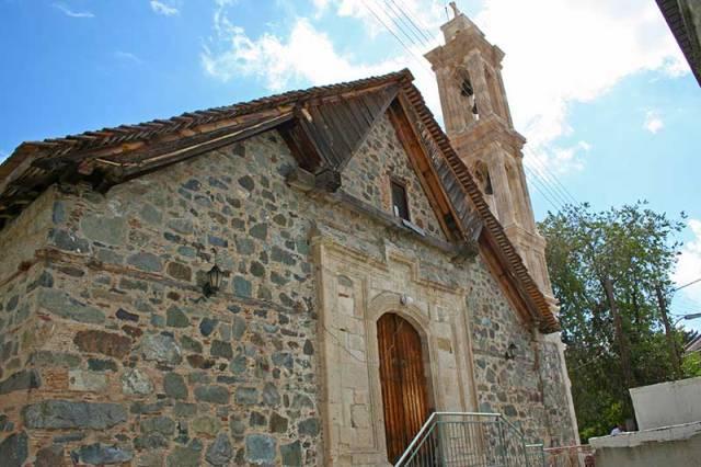 достопримечательности деревни Киперунту Кипр
