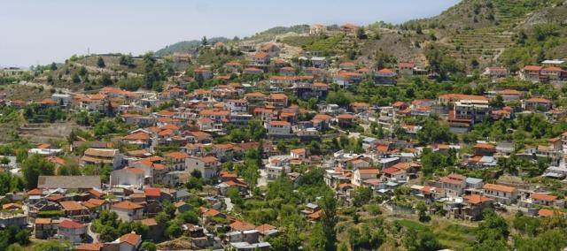 экскурсии в деревню Киперунту Кипр