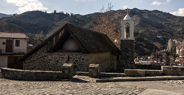 индивидуальные экскурсии в церковь Преображения Христа Палеохори