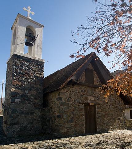 индивидуальные экскурсии в храм Преображения Христа Кипр