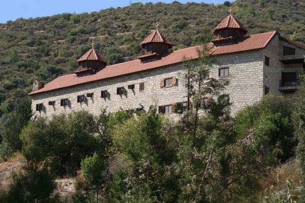 монастырь Панагии Амасгу Троодос