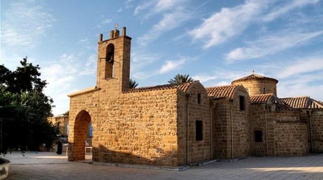 церковь Хрисалионитисса Никосия