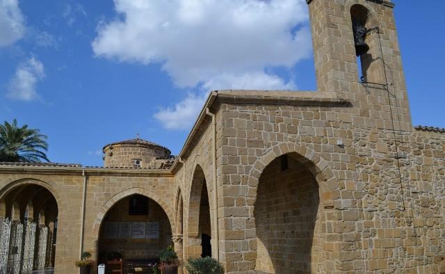 экскурсии в церковь Хрисалионитисса