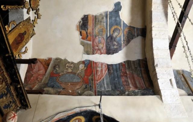 экскурсии в монастырь Панагии Амасгу