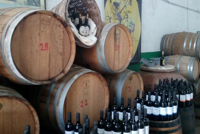 индивидуальные экскурсии в винодельню Карсерас Кипр