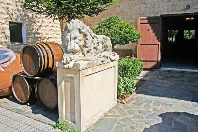 винный тур по Кипру винодельня Ламбури