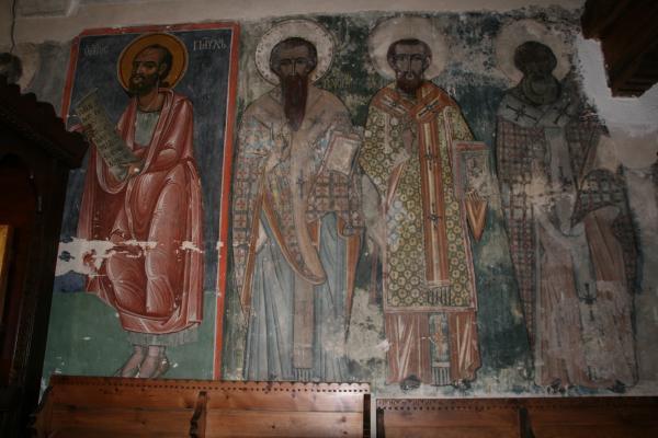 экскурсии в монастырь Архангела Михаила Монагри