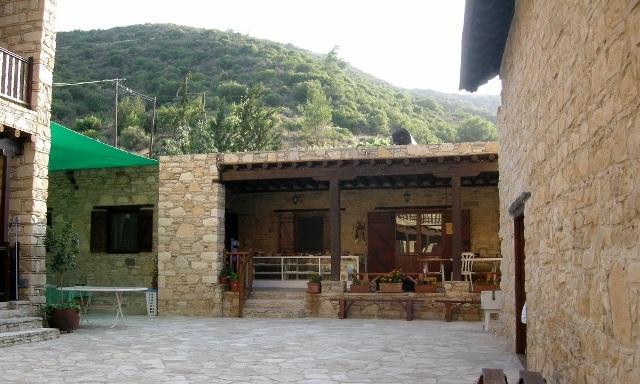 монастырь Панагии Амасгу Монагри