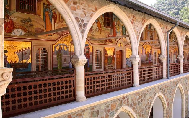 eэкскурсии по святыням Кипра