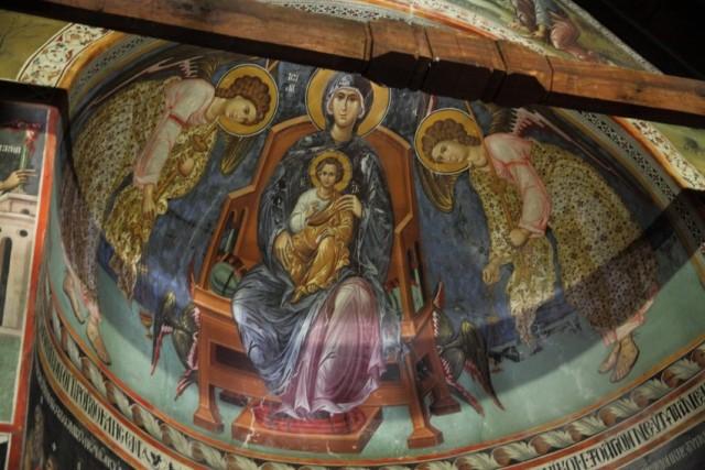 экскурсии в церковь Панагии Подиту Галата