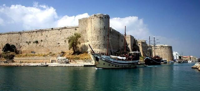 экскурсии в Киренийскую крепость