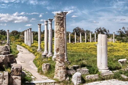 экскурсии в Саламин Фамагуста