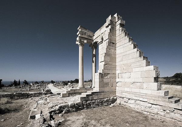 экскурсии в святилище Аполона Лимассол