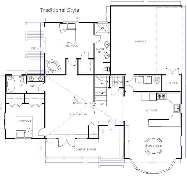 Floor Plan B