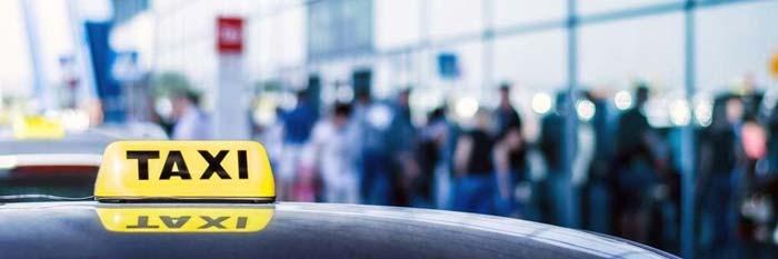 такси на Кипре цены